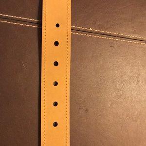 Prada Accessories - Prada Suede Belt